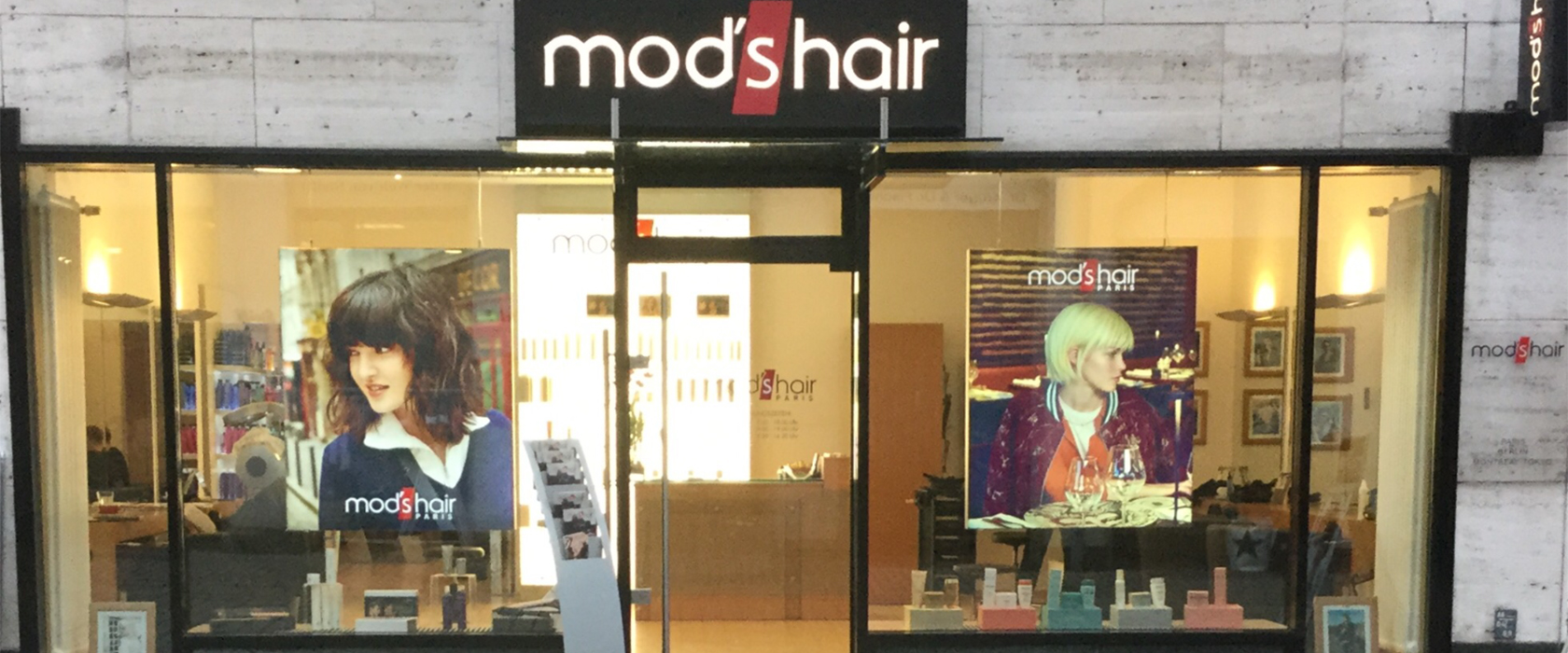 Ihr Friseursalon in Bielefeld - Mod\'s Hair in Bielefeld